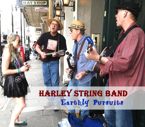 new Harley String Band album