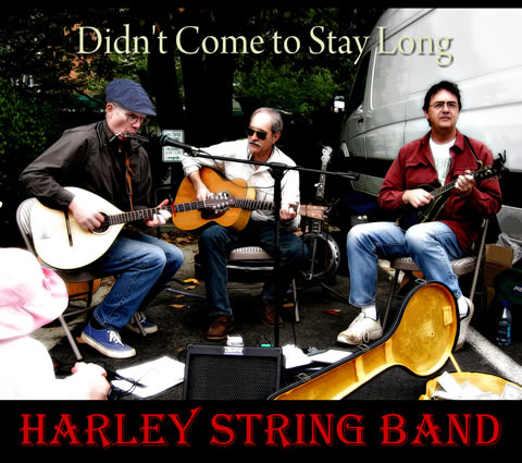 Didn't Come to Stay Long - harley String Band