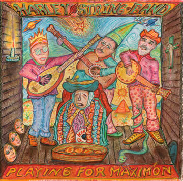 Playing for Maximon by Rodney Parsons